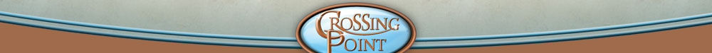 Crossing Point Badge